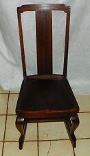 Mahogany Sewing Rocker / Nursing Rocking Chair (RP-R236)
