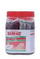 Johnson & Johnson Band-aid First Aid Flexible Fabric Bandage 100 30 Strips