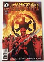 Star Wars: Crimson Empire Comic Book #1 Dark Horse 1997