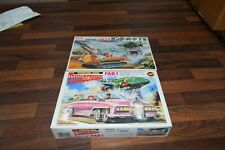 IMAI THUNDERBIRDS 7 & FAB 1 VINTAGE PLASTIC MODEL KIT