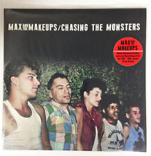 Max and the Makeups-Chasing The Monsters LP 1981-1983 Texas KBD Punk Wave!