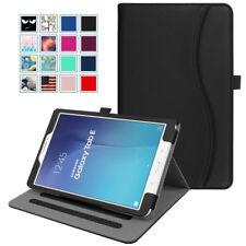 Folio Case Cover Stand For Samsung Galaxy Tab E 9.6 / Tab E 8.0 Auto Sleep/Wake