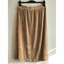 H&M VELVET SKIRT - Size UK-M/US-M/EUR-M