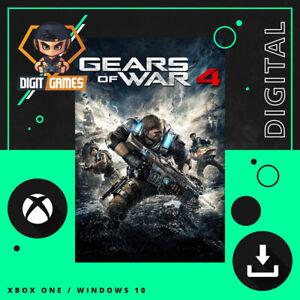 Gears of War 4 - Microsoft Xbox One / Windows 10 PC - Digital Download