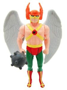1984 Kenner DC Super Powers HAWKMAN Complete Great Condition