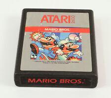 Atari 2600 game Mario Bros.  Tested and Working