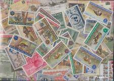Indonesia - Maluku Selatan sellos-25 diferentes sellos