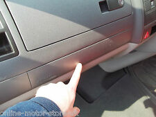 VW T5 + GP Transporter - DASH TRIM STRIP UNDER GLOVE BOX (NO AIRBAG) - GENUINE!