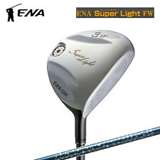 [for Senior] 2018 ENA GOLF JAPAN Super Light FAIRWAY WOOD Carbon Shaft
