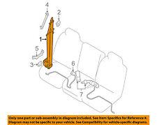 NISSAN OEM Front Seat-Belt & Buckle Retractor Left 86885ZQ08D