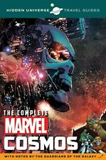 The Complete Marvel Cosmos - Hidden Universe Travel Guide - Titan Books - NEW