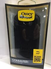 OtterBox Commuter Sereis Case for HTC One S - Black - NEW