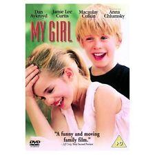 My Girl DVD Macaulay Culkin, Dan Aykroyd, Jamie Lee Curtis New/Sealed