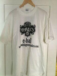 2000 Vintage Washington Mystics WNBA Promo Shirt Size XL Basketball Champs