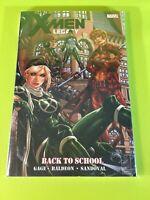 X-Men Legacy - BACK TO SCHOOL - Hardcover - Graphic Novel - Marvel