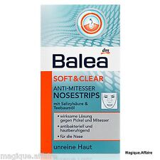 TRAITEMENT ANTIBACTERIEN DU NEZ SOFT & CLEAR (3pc) - BALEA Soin Bouton Nosetrip