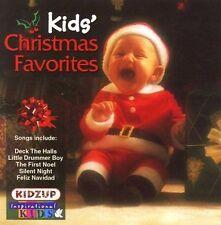 CD Kids' Christmas Favorites [Kidzup] by Kidzup NEW free ship