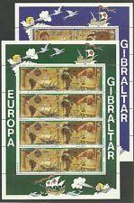 Gibilterra/CEPT 1992 MiNr 638/41 ** 2 piccoli archi
