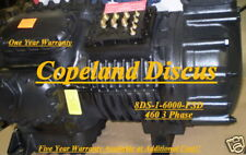 """Copeland Discus 8DS-1-6000-FSD """"One Year Warranty"""""""