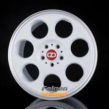 4 Cerchi in lega Oz Anniversary 45 RACE WHITE DIAMOND LIP 7x17 et47 4x108 ml63, 4 NUOVO