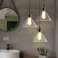Glass Pendant Light Kitchen Pendant Lighting Bedroom Lamp Modern Ceiling Lights