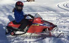 Youth Polaris 120 Xcr Snowmobile