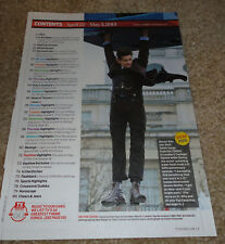 Matt Smith Clippings Lot Doctor Who, The Crown