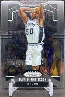 2019-20 Panini Prizm David Robinson #9 San Antonio Spurs NBA Basketball Card
