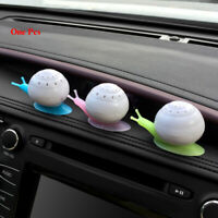 Snail Shaped Solid Air Freshener Home Air Freshener For Auto Bedroom Bathroom ~