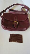 """Cartier Must De Cartier Burgundy Color Leather Cross Body  Size 8"""" X6 """" X1.2 """""""