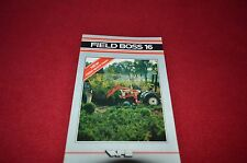 White Oliver Tractor Field Boss 16 Tractor Dealer's Brochure AMIL4