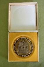 DDR Medaille - Deutscher Kulturbund - Frankfurt Oder - VII Briefmarkenausst.