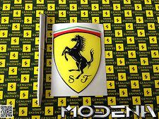 Official Emblem Ferrari Cavallino Aufkleber Decal Logo Badge Resin 3D 10cm