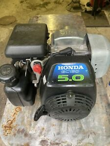 honda motor gc 160  5 horsepower excellent NR