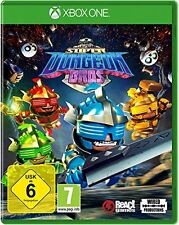 Super Dungeon Bros - Xbox One - Neu Ovp