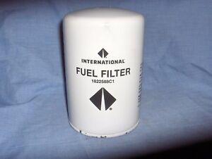 CM40 - INTERNATIONAL HARVESTER, NAVISTAR 1822588C1 SPIN-ON ENGINE FUEL FILTER