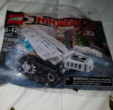 New LEGO #30427 The Ninjago Movie MINI ICE TANK,POLYBAG EXCLUSIVE, FREE SHIPPING