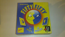 Fifty Fifty - Reiner Knizia - Ed. Gigamic