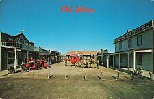 Postcard Old Abilene Town Kansas