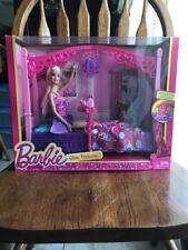NEW Barbie Glam Bedroom 2013