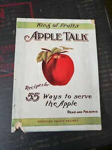 Northern Pacific Apple Talk Pamphlet (Used)