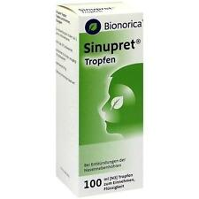 SINUPRET Tropfen 100ml PZN 939786