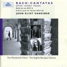 John Eliot Gardiner - Easter Cantatas [New CD]