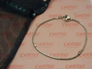 * Genuine Lovelinks  PETITE RANGE * 21cm HEART CLASP GOLD BRACELET RRP £65 *