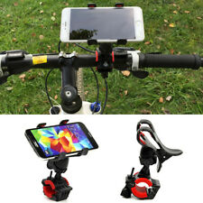 Universal Motorcycle Bicycle Handlebar Mount Holder for Cell Phone GPS