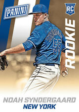 2015 Panini National NOAH SYNDERGAARD Mets RC (#d/499 Made) Convention ROOKIE