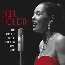 Billie Holiday - Complete Billie Holiday Song Book [New CD] Rmst, With Book, Spa