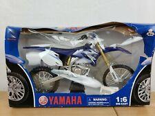 NEW Ray 1:12 YAMAHA YZF 450 Toy Model MOTOCROSS Motorbike Dirt bike DIECAST