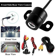 Car Rear/Front View Backup CCD Camera Reverse 170° Angle Parking HD Night Vision