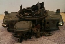 Holley Carburetor 6239-1 62391 High Performance Chevy 350 Carburetor AS IS
